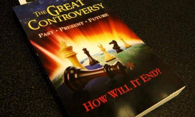 Why is the Great Controversy in my mailbox?