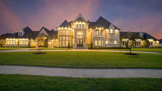 """Mansion, as Jesus said in John 14:2-4 """"In My Father's house, are many mansions; if it were not so, I would have told you…"""""""