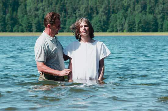 Baptism as Jesus said in Luke 7:28