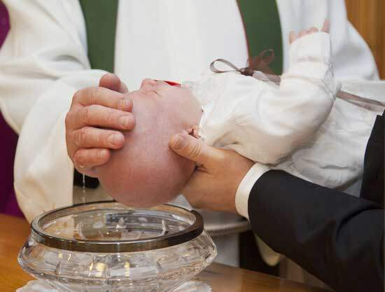 Infant baptism by sprinkling as the idea started in the early church with a misunderstanding of the purpose of baptism