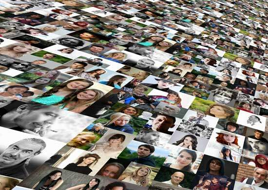 Pictures of people since with more than 21 million members in 213 countries Adventist Church one of the most diverse Church