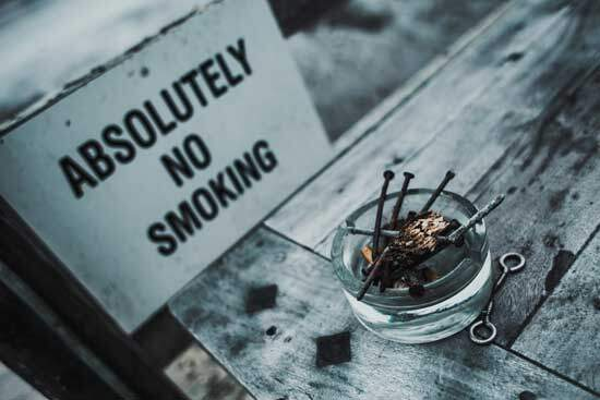 """Absolutely no smoking"" as Adventists avoid tobacco, alcohol & drugs & stay away from coffee, tea and unhealthy soft drinks"