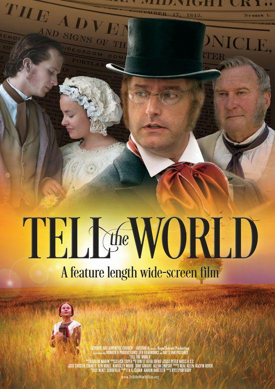 Tell the World Movie on the history and development of the Seventh Day Adventist Church and it's beliefs - AAAF
